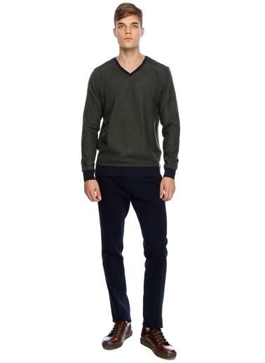 Cotton Bar 72Ent Como Normal Paça Pamuk Erkek Pantalon Lacivert